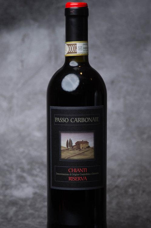Chianti Riserva Tuscany Carbonai