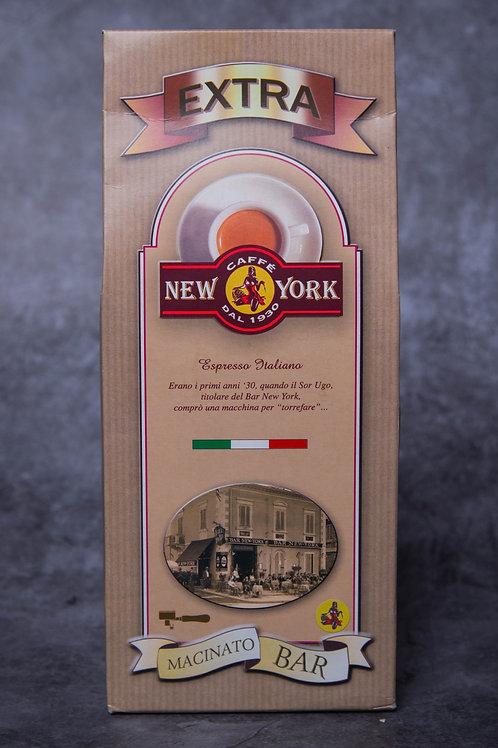 Caffe New York Espresso Italiano  250g