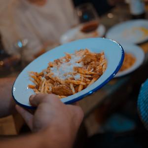 Proper Italian pasta