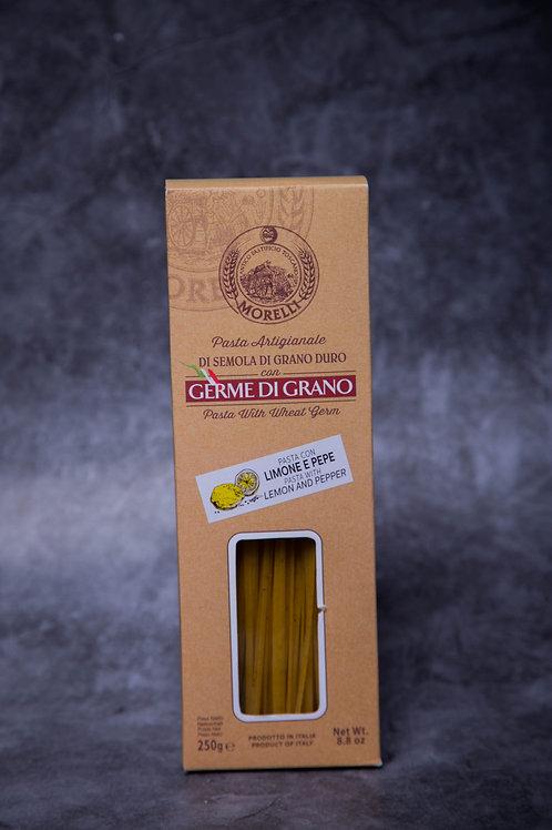 Pasta Morelli Germe Di Grano Limone E Pepe 250gr
