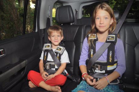 RideSafer Delight   Children's Harness Car Seat