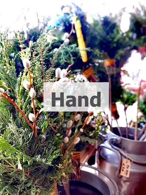 Handpalmbuschen