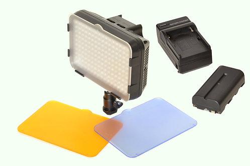 XT160B - 160 Bulb LED Light & Battery Kit