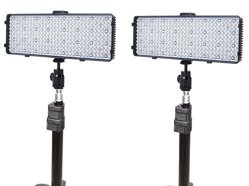 CHML2 - Twin RGB Chameleon Studio LED Light Kit