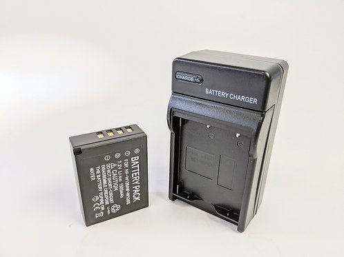 NPW126S - NPW126S Style Battery & Charger for Fuji Cameras
