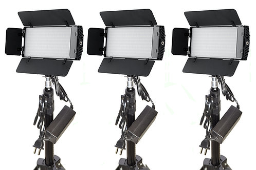 photonT - Three Piece LED Studio Kit