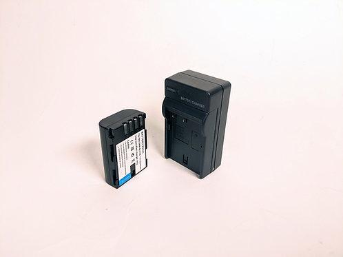 DMWBLF19 - DMWBLF Battery & Charger for Panasonic Cameras