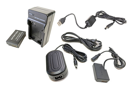 DRE18PRO5V - DRE18 Battery, AC Coupler & USB Adapter