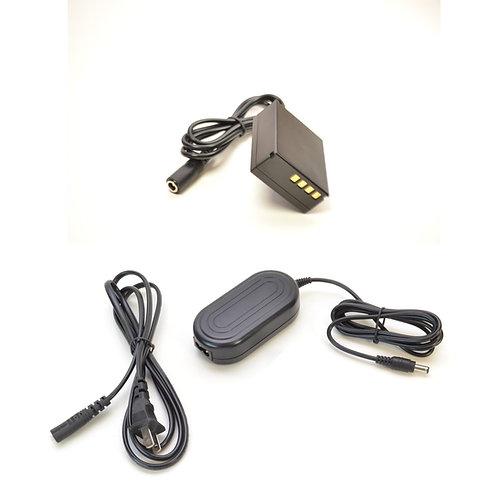 BLH1AC - BLH1 Dummy & AC Power Supply for Olympus Digital Cameras