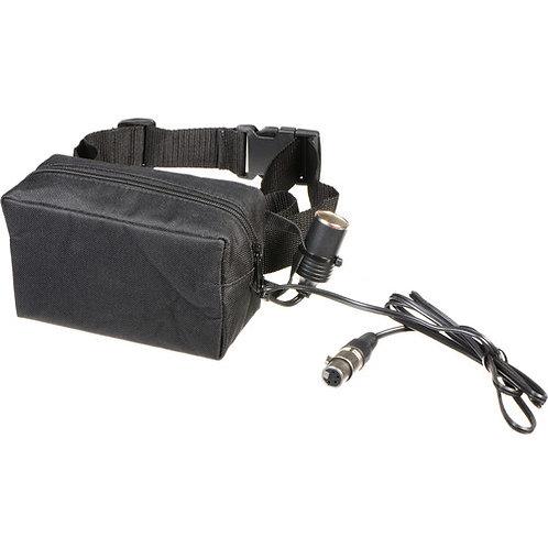 PRB9XLRNC - 12v9a SLA Battery w/ 4-Pin XLR Output