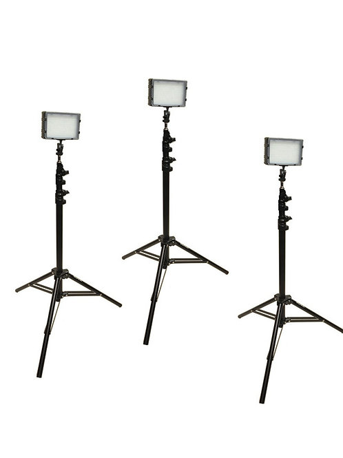 FP540K - Three Point FP180 Studio Light Kit