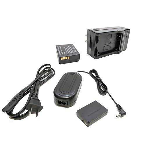 LPE12PRO - LPE12 Battery, Charger & AC CouplerK Kit