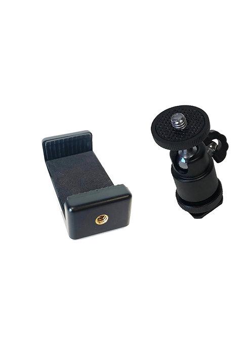SPMSM1 - SM1 BALL MOUNT AND SPM SMARTPHONE MOUNT COMBO KIT