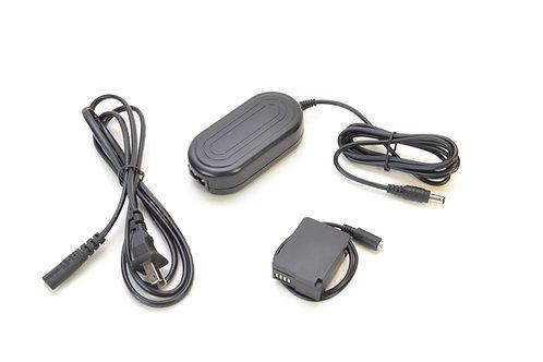 BLC12AC - Panasonic Lumix & Sigma fp DMW-BLC12 Coupler & AC Adapter Kit