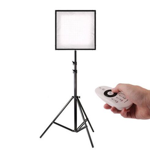 FM256S - 256 Bulb Flex Mat w/ Light Stand