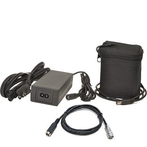 BM4K6K - 14.8v Li-Ion Battery & Blackmagic 4K/6K Adapter