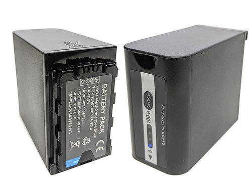 VBD98 - Panasonic Style VBD98 10400mAh Battery w/ LED Indicator