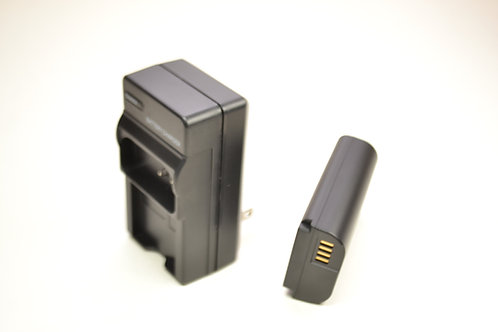 DMWBLJ31 - 7.4v 3050mAh Rechargeable Li-Ion Battery& Charger for Lumix DC-SA/S1R