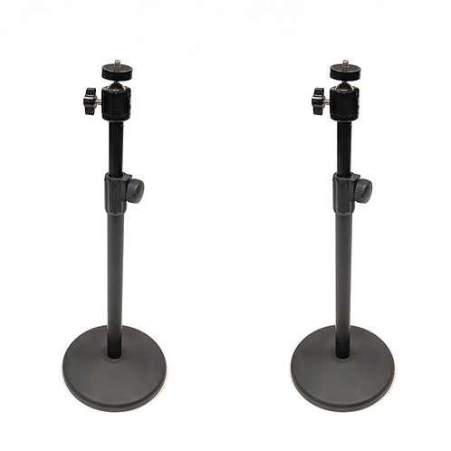 TTLSD - Dual TTLS Table Top Light Stand Kit