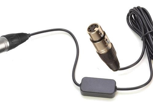 12Vto24V - Convert 12v XLR to 24v 2a Output