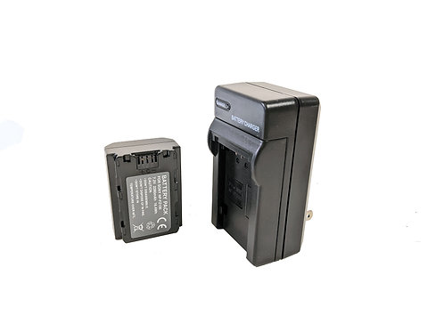 FZ100 - FZ100 Style Sony Battery & Charger Kit