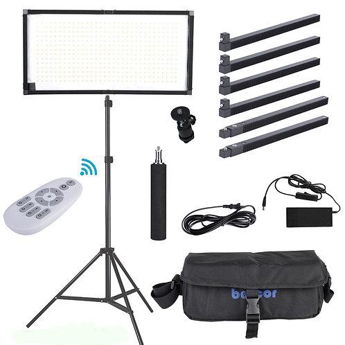 FM448S - 448 Bulb Flex Mat & Light Stand Kit