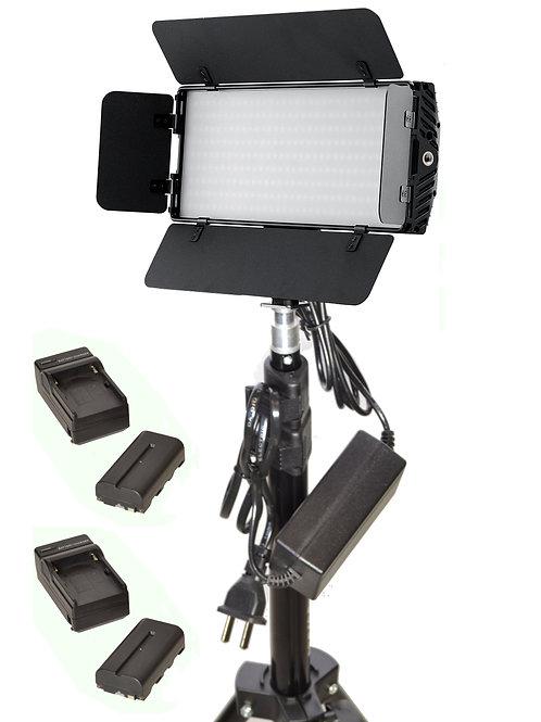 photonSB - Single LED Studio & Battery Kit