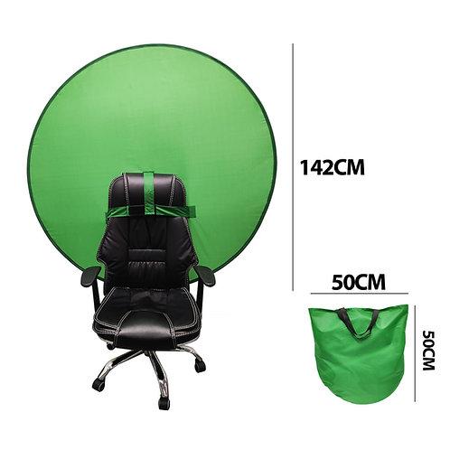 TurtleShell - Desk Chair Green Screen