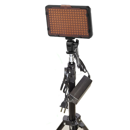 WAFFLES - Single 176 Bulb LED Studio Light Kit
