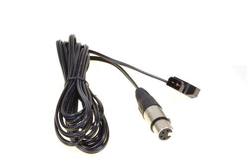 XLRFDM - XLR Female to DTap Male Cord