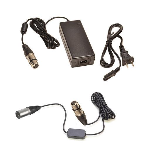 PSA24V - PSA124 & 12 Volt to 24 Volt 2amp Adapter Cord Kit