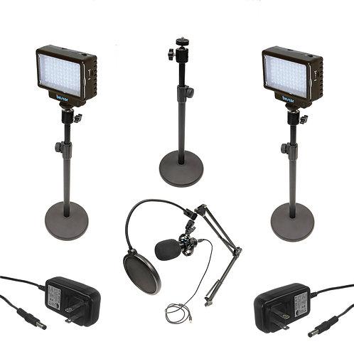LED70Stream3MIC - Streamer Kit
