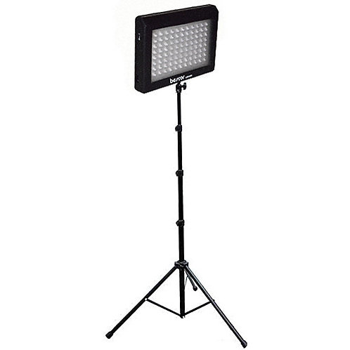 LED95DS - Single 95W LED Light, Light Stand & AC Adapter