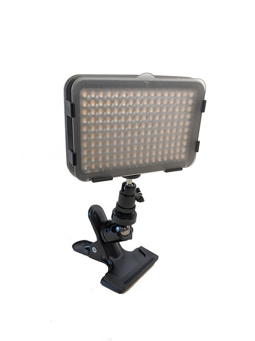 XT160KLP - XT160 Bi-Color LED Light, Battery, Charger, AC Adapter & KLP Clip
