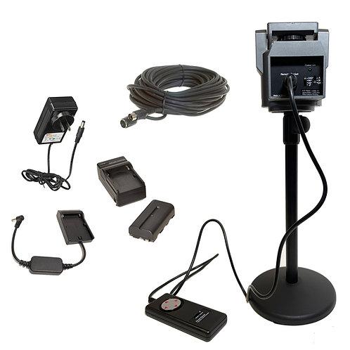 MP1E6VABTTLS - MP1E6VAB & TTLS Table Top Pan Head Stand Kit