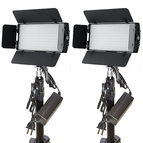 photonK - Two piece LED Studio Kit