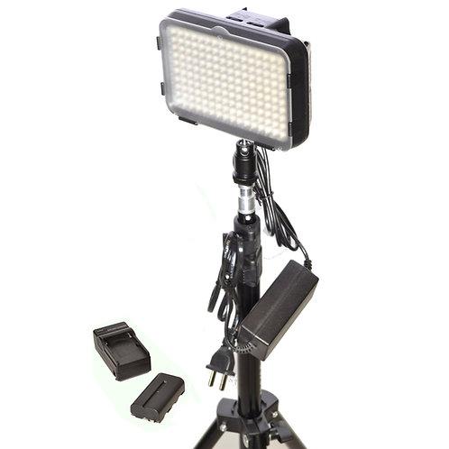 XT160SB - Single Bi-Color LED Light & Battery Studio Kit