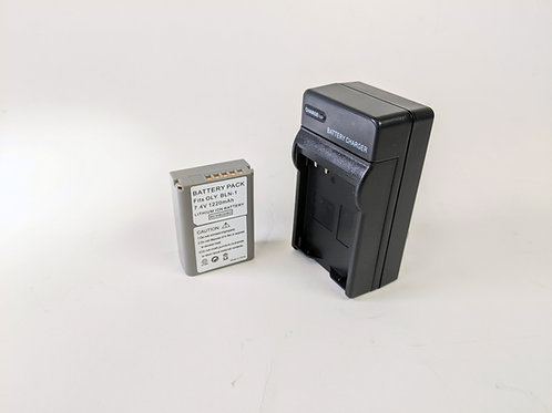 BLN1 - BLN1 Style Battery & Charger for Olympus Cameras