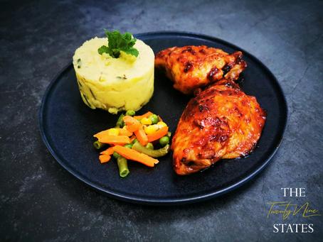 Recipe: Indian Sunday Dinner