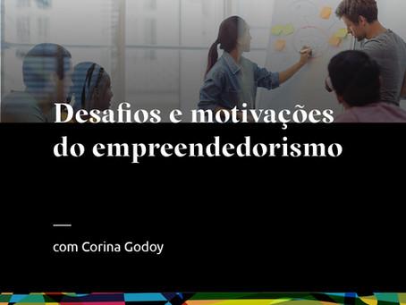 diálogos #7 - Desafios e motivações do empreendedorismo
