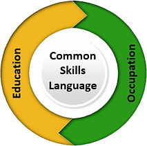 Aligning Education and Occupations