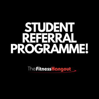 Student Referral Programme!