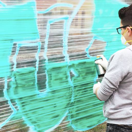 Atelier Graffiti - Wilo