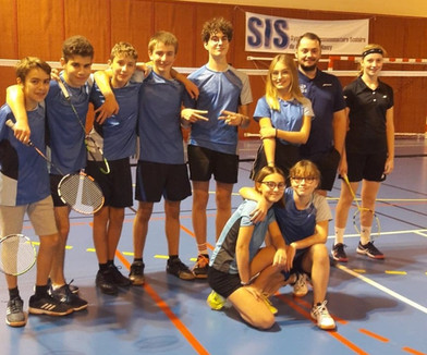 rencontre interclubs BCL/OFPBAD