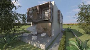 aydogdu inşaat Villa Küp