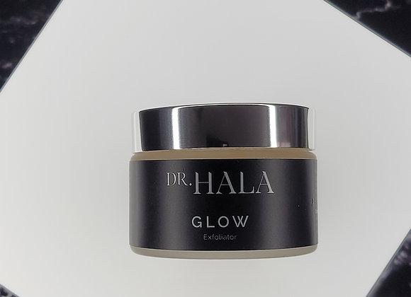 Dr Hala Glow Hybrid Exfoliator
