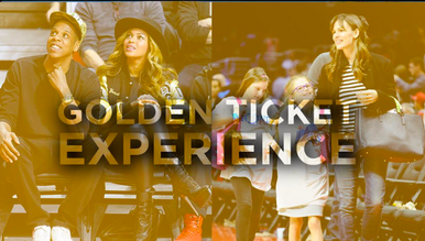 Golden Ticket Experience