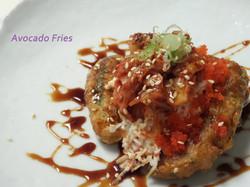 Kimchi Avocado Fries