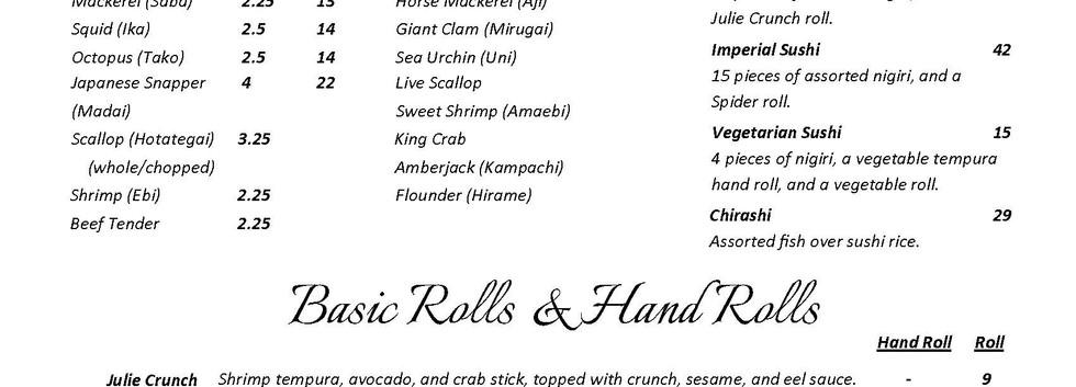 Sushi and Basic Rolls.jpg