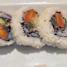 Vegetable Tempura Roll $4